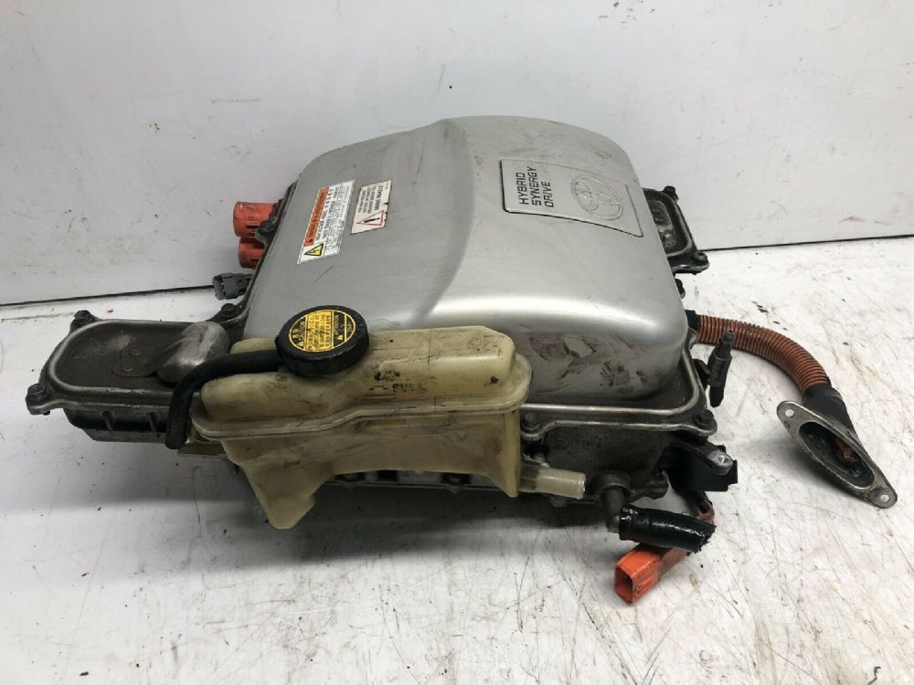 03-09 TOYOTA PRIUS VOLTAGE Hybrid Synergy Drive Converter Inverter G9200-47120